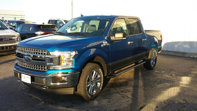 2018 F-150 SuperCrew Cab 4x4,  Pickup #28156 - photo 3