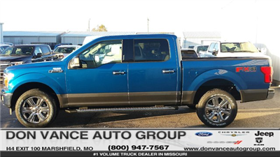 2018 F-150 SuperCrew Cab 4x4,  Pickup #28156 - photo 1