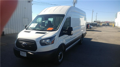 2018 Transit 350 High Roof 4x2,  Empty Cargo Van #28176 - photo 3