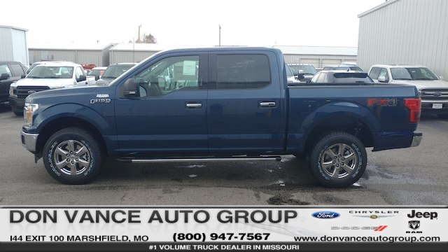 2018 F-150 SuperCrew Cab 4x4,  Pickup #28183 - photo 1