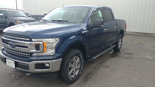 2018 F-150 SuperCrew Cab 4x4,  Pickup #28183 - photo 3