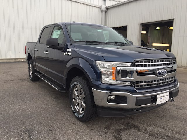 2018 F-150 SuperCrew Cab 4x4,  Pickup #28183 - photo 5