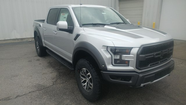 2018 F-150 SuperCrew Cab 4x4,  Pickup #28194 - photo 5