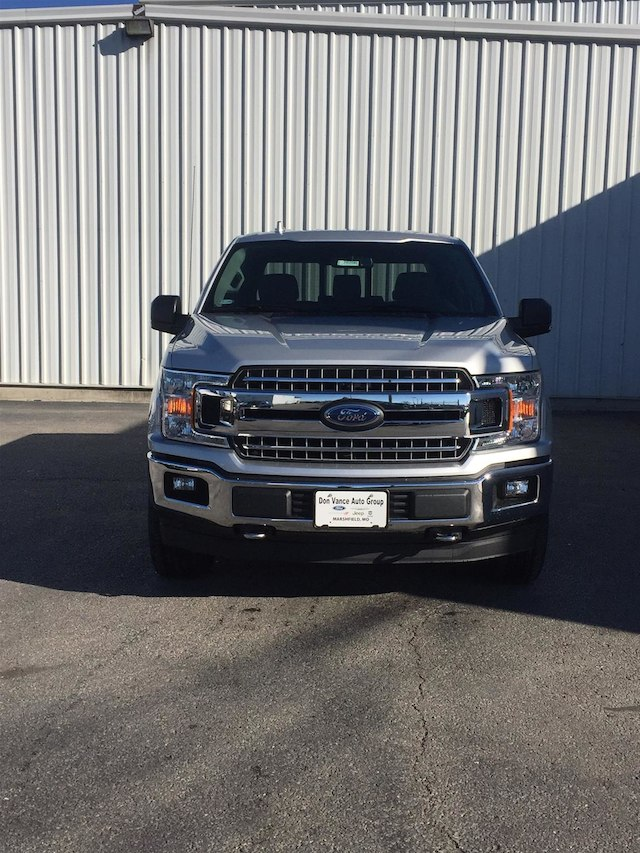 2018 F-150 SuperCrew Cab 4x4,  Pickup #28256 - photo 4