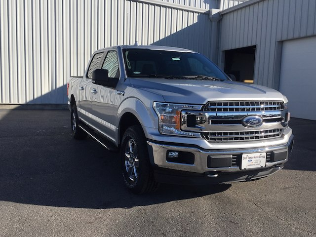 2018 F-150 SuperCrew Cab 4x4,  Pickup #28256 - photo 5