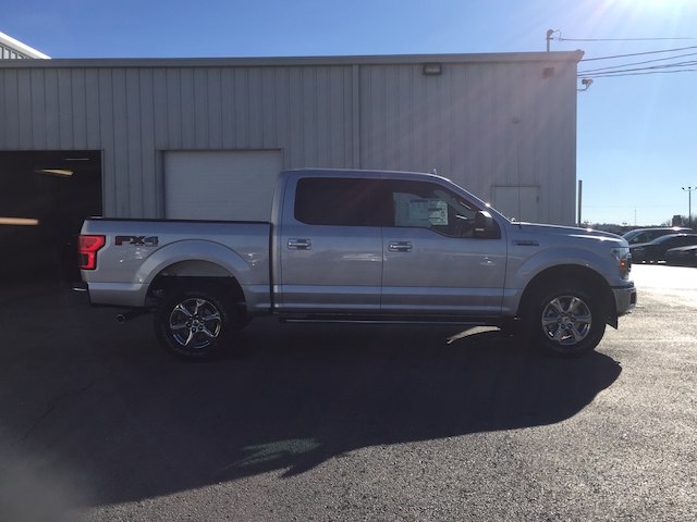 2018 F-150 SuperCrew Cab 4x4,  Pickup #28256 - photo 6