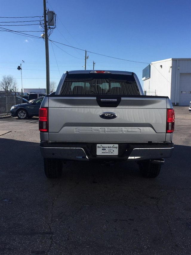 2018 F-150 SuperCrew Cab 4x4,  Pickup #28256 - photo 8