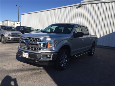 2018 F-150 SuperCrew Cab 4x4,  Pickup #28256 - photo 3