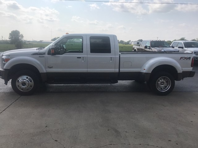 2016 F-450 Crew Cab DRW 4x4,  Pickup #28273A - photo 7