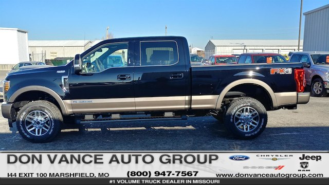 2018 F-250 Crew Cab 4x4,  Pickup #28285 - photo 1