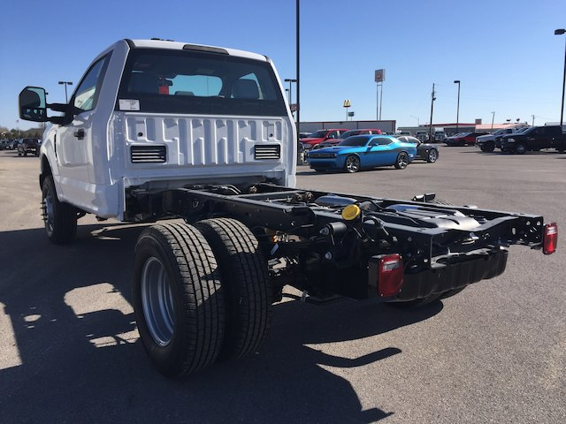2018 F-350 Regular Cab DRW 4x4,  Cab Chassis #28310 - photo 2