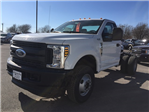2018 F-350 Regular Cab DRW 4x4,  Cab Chassis #28310 - photo 3