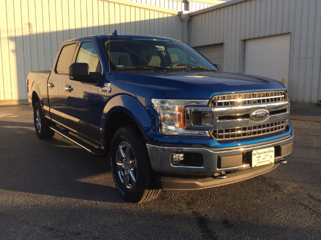 2018 F-150 SuperCrew Cab 4x4,  Pickup #28335 - photo 5