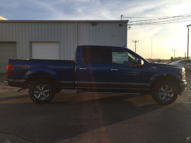 2018 F-150 SuperCrew Cab 4x4,  Pickup #28335 - photo 6
