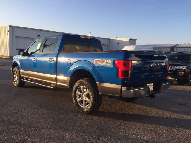 2018 F-150 SuperCrew Cab 4x4,  Pickup #28335 - photo 2