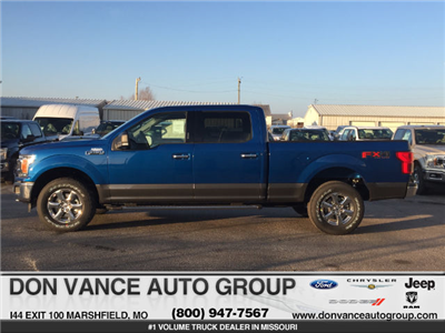 2018 F-150 SuperCrew Cab 4x4,  Pickup #28335 - photo 1