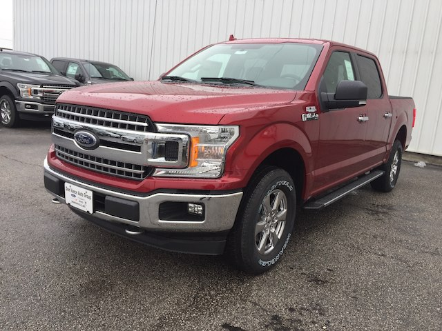 2018 F-150 SuperCrew Cab 4x4,  Pickup #28336 - photo 3