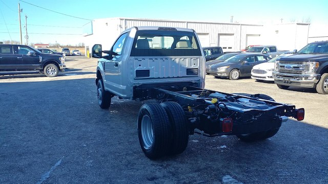2018 F-350 Regular Cab DRW 4x4,  Cab Chassis #28379 - photo 2