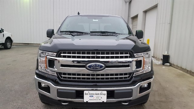 2018 F-150 SuperCrew Cab 4x4,  Pickup #28389 - photo 3