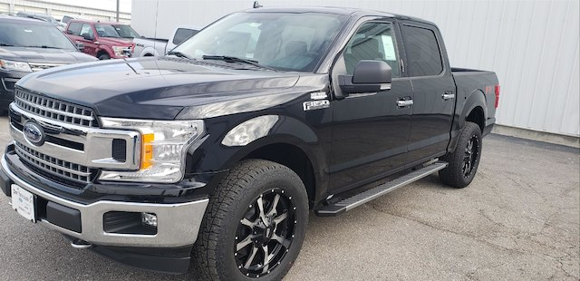 2018 F-150 SuperCrew Cab 4x4,  Pickup #28389 - photo 23