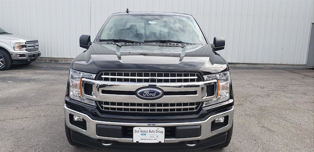 2018 F-150 SuperCrew Cab 4x4,  Pickup #28389 - photo 24