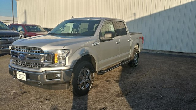 2018 F-150 SuperCrew Cab 4x4,  Pickup #28390 - photo 3