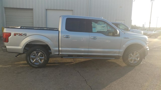 2018 F-150 SuperCrew Cab 4x4,  Pickup #28390 - photo 6