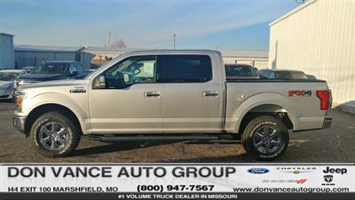 2018 F-150 SuperCrew Cab 4x4,  Pickup #28390 - photo 1