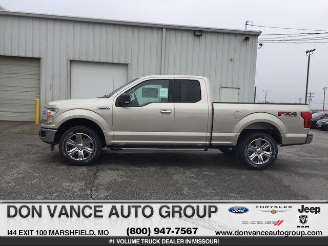 2018 F-150 Super Cab 4x4,  Pickup #28406 - photo 1