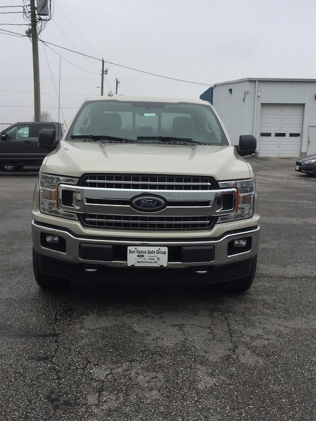 2018 F-150 Super Cab 4x4,  Pickup #28406 - photo 4