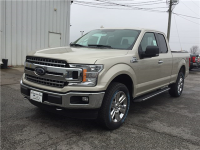 2018 F-150 Super Cab 4x4,  Pickup #28406 - photo 3