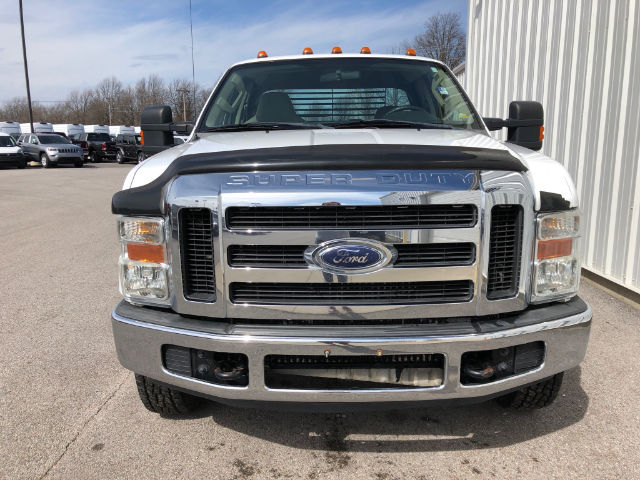 2008 F-350 Super Cab DRW 4x4, Platform Body #28420N - photo 4