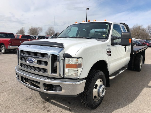 2008 F-350 Super Cab DRW 4x4, Platform Body #28420N - photo 5