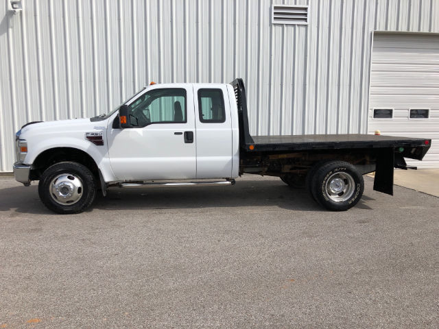 2008 F-350 Super Cab DRW 4x4, Platform Body #28420N - photo 7