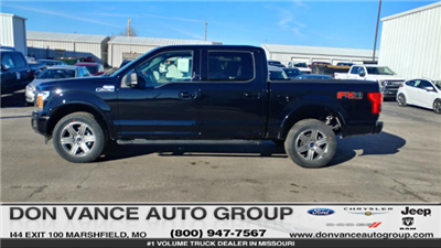 2018 F-150 SuperCrew Cab 4x4,  Pickup #28445 - photo 1