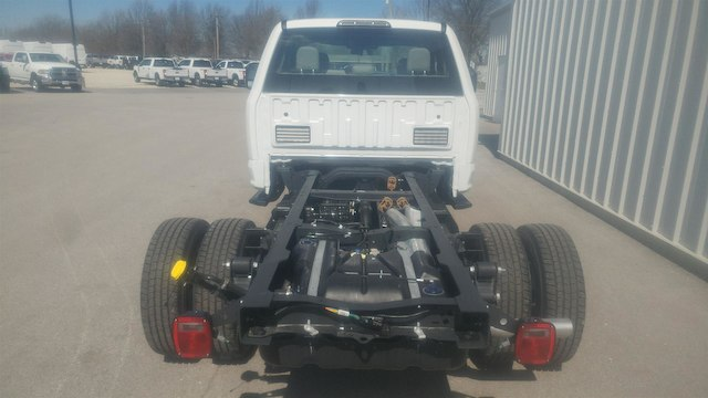 2018 F-350 Super Cab DRW 4x4,  Cab Chassis #28452 - photo 8