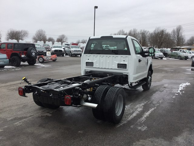 2018 F-350 Regular Cab DRW 4x4, Cab Chassis #28453 - photo 2