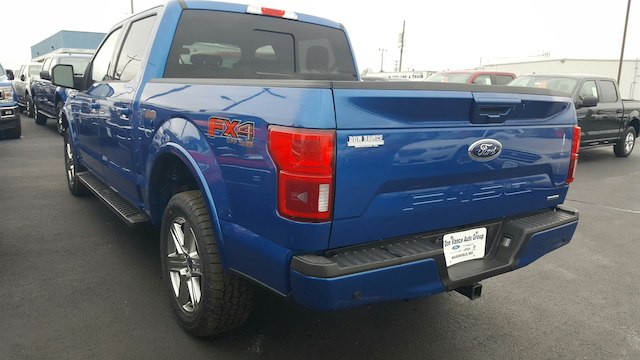 2018 F-150 SuperCrew Cab 4x4,  Pickup #28499 - photo 2