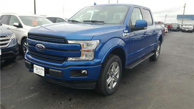 2018 F-150 SuperCrew Cab 4x4,  Pickup #28499 - photo 17