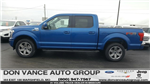 2018 F-150 SuperCrew Cab 4x4,  Pickup #28499 - photo 1