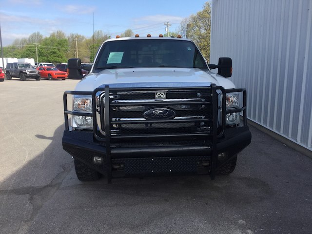 2015 F-350 Crew Cab DRW 4x4, Platform Body #28526A - photo 7
