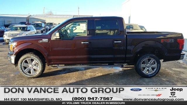 2018 F-150 SuperCrew Cab 4x4,  Pickup #28542 - photo 1