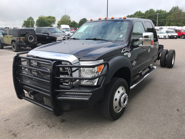 2015 F-550 Crew Cab DRW 4x4,  Cab Chassis #28554A - photo 5