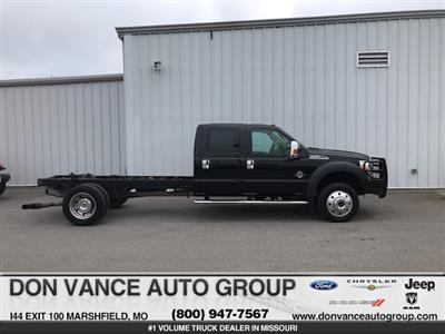 2015 F-550 Crew Cab DRW 4x4,  Cab Chassis #28554A - photo 1