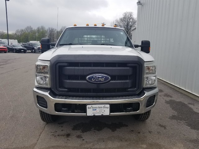 2012 F-350 Crew Cab DRW 4x4, Platform Body #28563A - photo 4