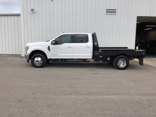 2017 F-350 Crew Cab DRW 4x4,  Platform Body #28590A - photo 6