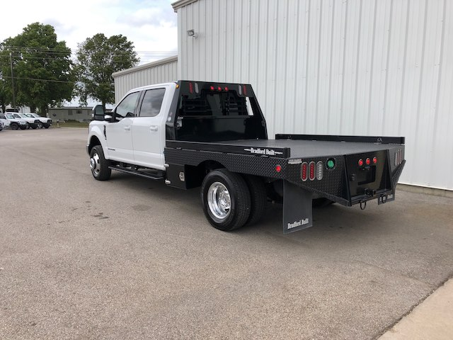 2017 F-350 Crew Cab DRW 4x4,  Platform Body #28590A - photo 2
