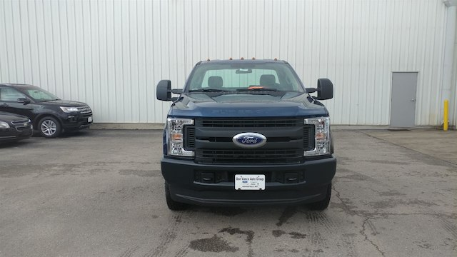 2018 F-350 Regular Cab DRW 4x4,  Cab Chassis #28634 - photo 4