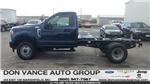 2018 F-350 Regular Cab DRW 4x4,  Cab Chassis #28634 - photo 1