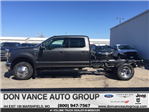 2018 F-350 Crew Cab DRW 4x4,  Cab Chassis #28663 - photo 1